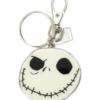 The Nightmare Before Christmas Happy/Mad Jack Key Chain