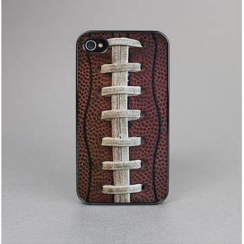 The Football Laced Skin-Sert for the Apple iPhone 4-4s Skin-Sert Case