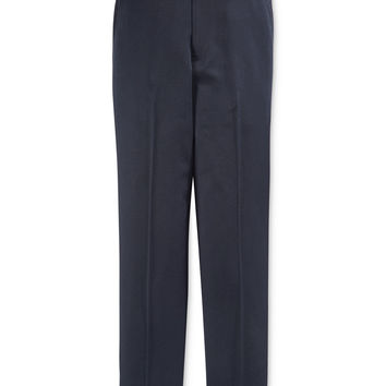Lauren Ralph Lauren Boys' Husky Solid Navy Suiting Pants - Boys 8-20 - Kids & Baby - Macy's