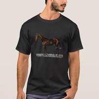 Brown Horse T-Shirt