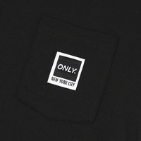 ONLY NY | STORE | Tees | Messenger Pocket Tee