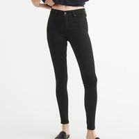 Womens Low-Rise Jean Legging | Womens Bottoms | Abercrombie.com