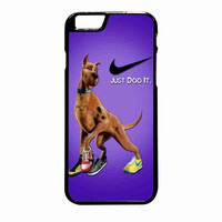Scooby Doo Nike Just Do It iPhone 6 Plus Case