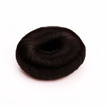 1PC Plate Hair Donut Bun Maker Accessories