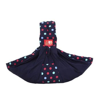 Toddler Backpack class Baby Ergonomic Sling Carrier Toddler Breathable 100% Cotton Backpack Infant Suspenders Newborned Wrap Front Carrier Cradle Strap AT_50_3