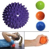 Fitness Pain Stress Trigger Point Knot Massage Ball Crossfit Muscle Relief Tools Yoga Exercise Training Lacrosse Balls