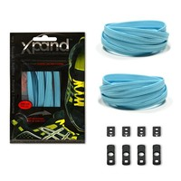 Xpand® No Tie Shoelaces - Flat Elastic Laces with Adjustable Tension - Slip-on Any Shoes