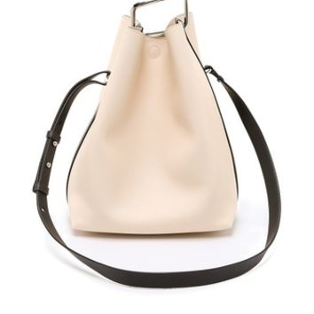 3.1 Phillip Lim Quill Bucket Bag