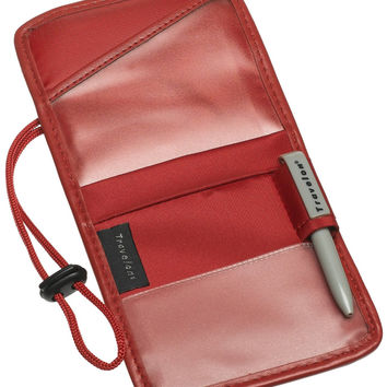 Travelon ID and Boarding Pass Holder One Size