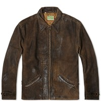 Levi's Vintage 1930s Menlo Leather Jacket