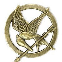 The Hunger Games Mockingjay Pin - 121434