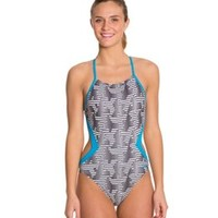 Speedo Flipturns Endurance Lite Fly On One Piece Swimsuit at SwimOutlet.com - Free Shipping