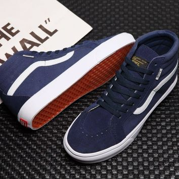 Wtaps X Vans Vault Sk8-hi Lx Skateboarding Shoes 39-44 - Beauty Ticks