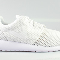 Nike Men's Roshe Run One BR Breeze Whiteout