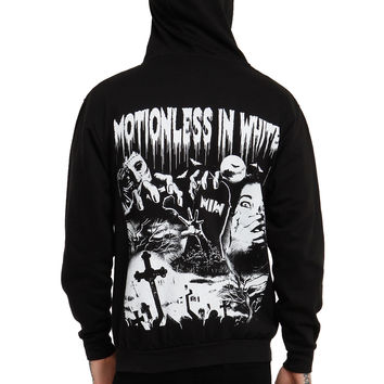 Motionless In White Horror Hoodie
