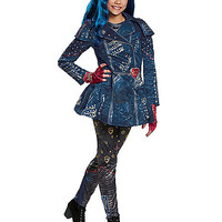 Kids Evie Costume Deluxe - Descendants 2 - Spirithalloween.com