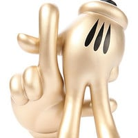 Dissizit! The LA Hands Vinyl Figure in Gold : Karmaloop.com - Global Concrete Culture