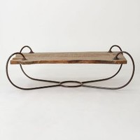 Monarch Coffee Table, Small Rectangle by Anthropologie in Brown Size: Small Rectangle Furniture