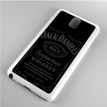 Jack Daniels Tennessee Whiskey Grey Note 3 Case