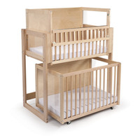 Whitney Bros. Space Saver 2 Level Crib
