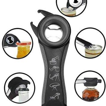 Fani Waiters Corkscrew Professional Stainless Steel Wine Opener With Rosewood Handle MutilFunctional Bottle Opener and Foil Cutter