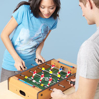 Mini Table Soccer Game | Shop Great Gifts for Him Now | fredflare.com