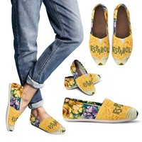 Spanish Book Casual Shoes