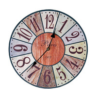 Vintage Living Room Decoration Clock [4914941188]