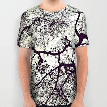 Come together right now over me. All Over Print Shirt by DuckyB (Brandi)