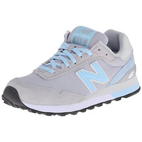 New Balance Womens 515 Classic Mesh Faux Suede Running Shoes