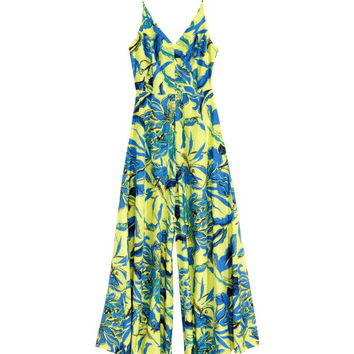 Silk-blend Jumpsuit - from H&M