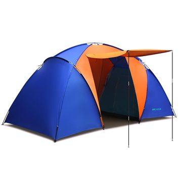 4-6 persons Waterproof Dome Tent