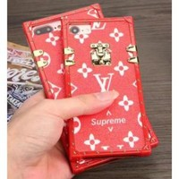 LOUIS VUITTON EYE-TRUNK FOR IPHONE ONE PIECE SOFT