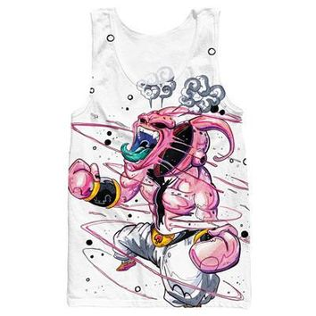 Dragon Ball Z Graphic Summer Anime Tank Top V3