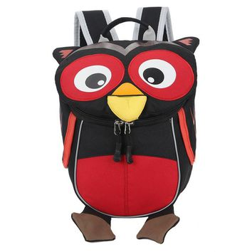 Children Cartoon Schoolbag 3D Animal Backpack for Boys and Girls Lovely Children Backpack Kindergarten Backpack Mochila Infantil