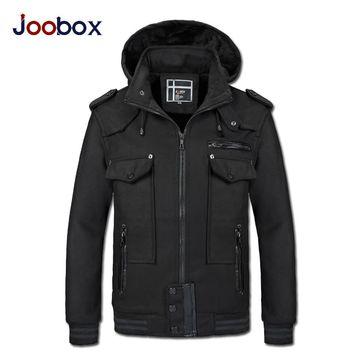 Hot Sale Thick High Quality Autumn Winter Warm Outwear Brand Coat Casual Male Windbreak Jackets