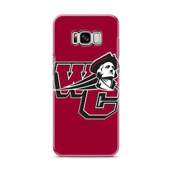 WASHINGTTON COLEGE LOGO PINK Samsung Galaxy S8 | Galaxy S8 Plus case