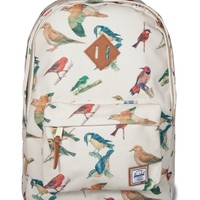 Herschel Supply Co. Bird Print Woodlands Backpack | Hypebeast Store ($120.00)