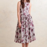 Ruth Floral Midi Dress By BB Dakota | Ruche