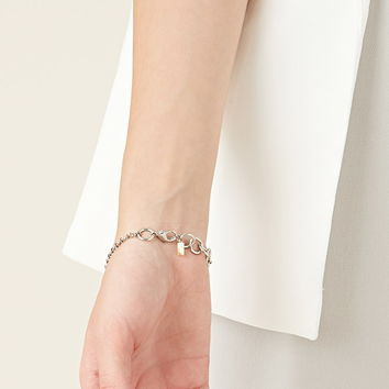 Triangle Hand Chain Set | Forever 21 - 1000155652