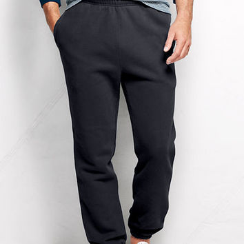 Men's Serious Sweat Pants from Lands' End