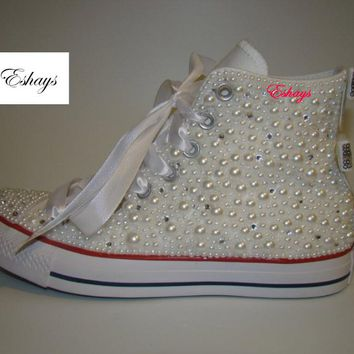 05c2d0a53121b Best Crystal Converse Products on Wanelo