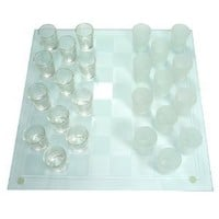 Shot Glass Checkerboard Set