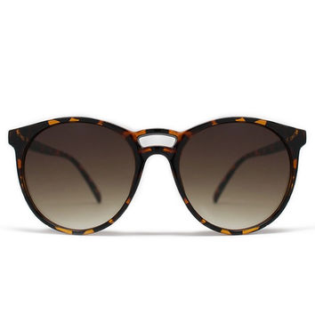 Quay Australia - All Cried Out Sunglasses - Tort