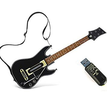 Guitar Hero Live Guitar Controller with Strap and USB Dongle (Brand new but no outer box) (Xbox 360)