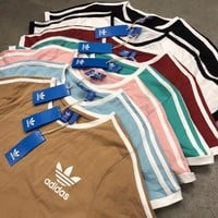 adidas Originals Three Stripe T-Shirt