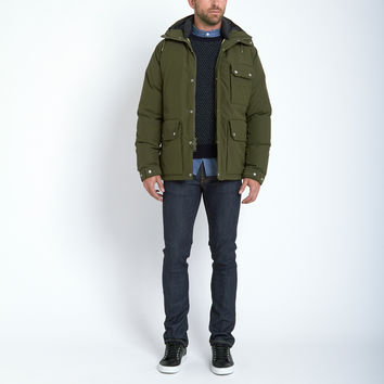 Penfield Apex Down Insulated Parka in Lichen