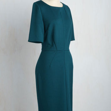 Won't You Be My Tailor? Dress | Mod Retro Vintage Dresses | ModCloth.com