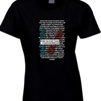 Twenty One Pilots Guns For Hands Womens T Shirt