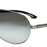 Hilton Bay Polarized Aviator Sunglasses P54